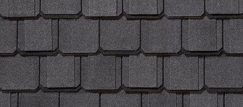 asphalt faux slate roofing