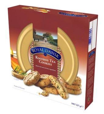 Gold Royal Dansk tin