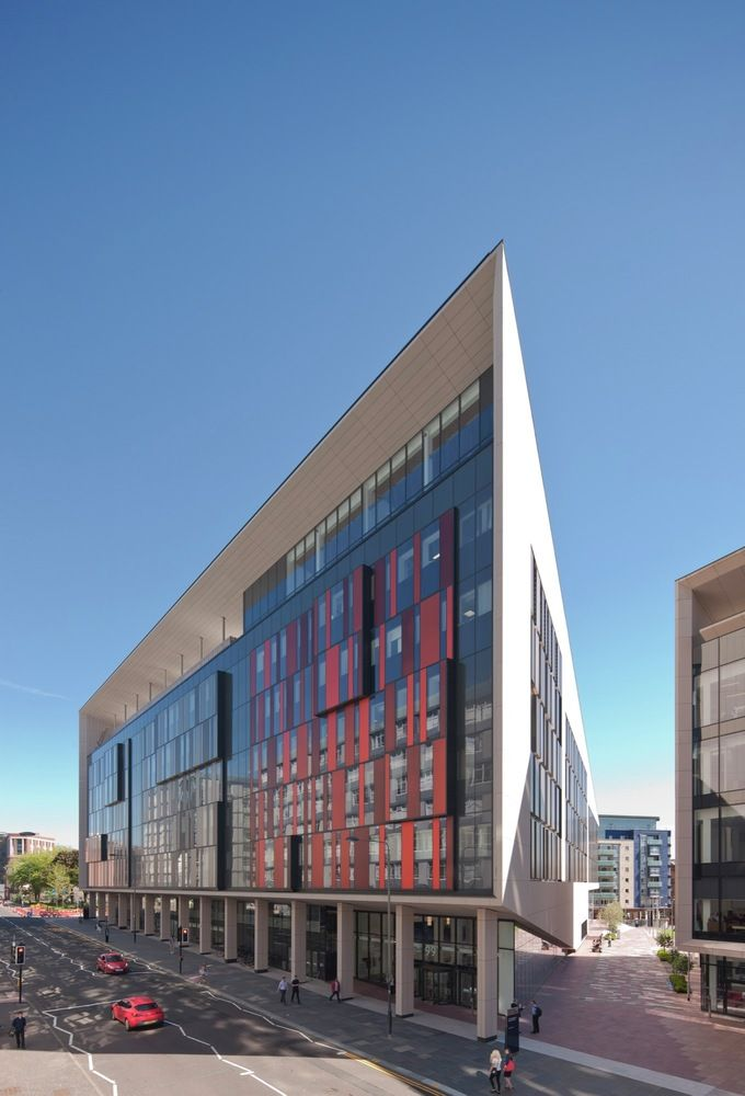 Gallery of Technology and Innovation Centre / BDP - 8
