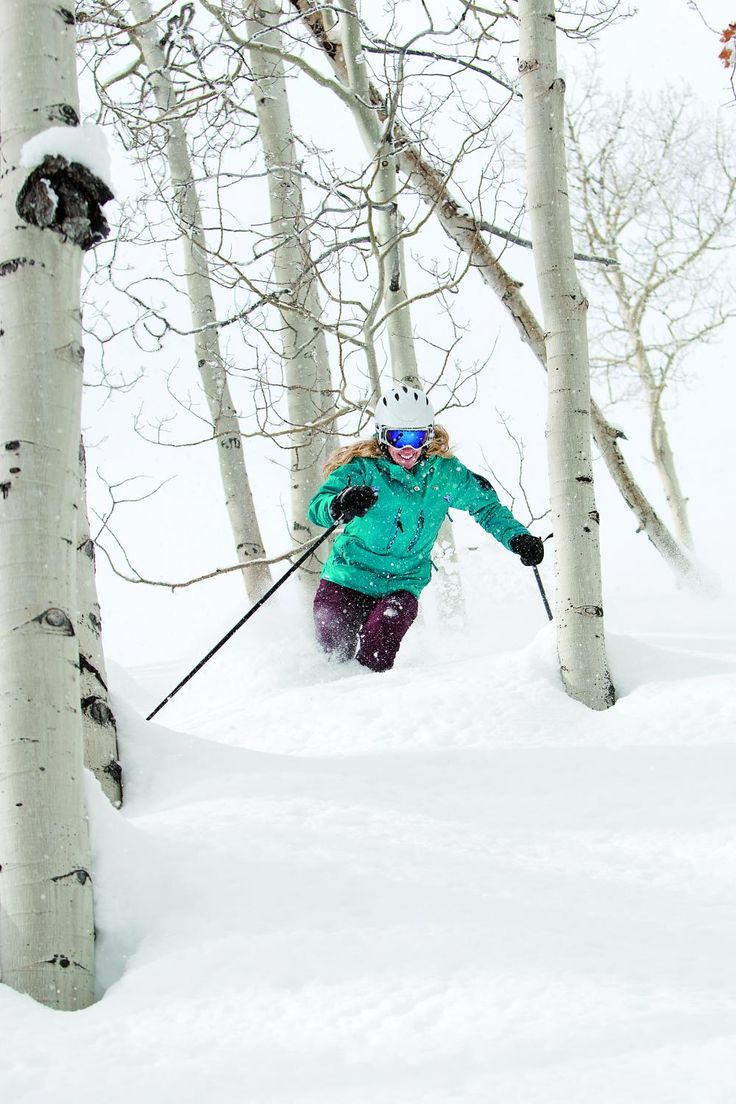 Aspen Mountain, Colorado... #Skiing -- Find articles on adventure travel…