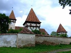 Biserica evanghelica fortificata din Cincsor