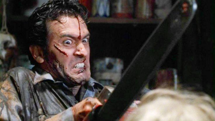 """Evil Dead TV Series Starring Bruce Campbell"""