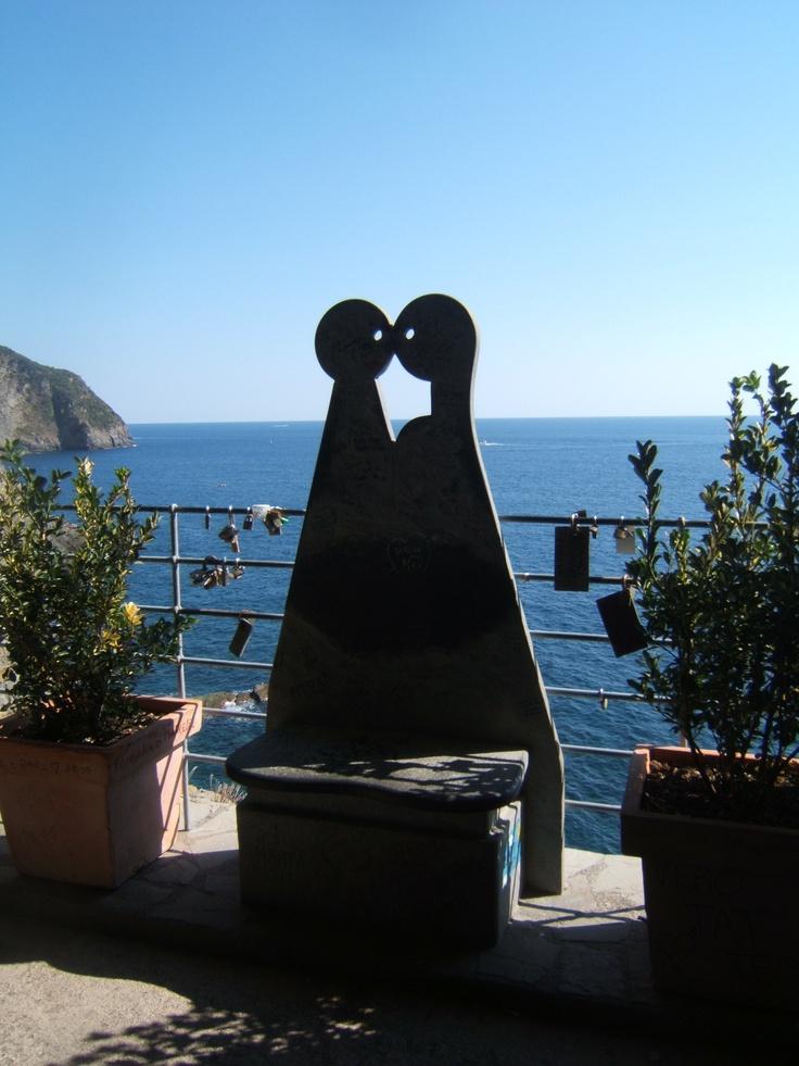 La via dell'Amore, Cinque Terre