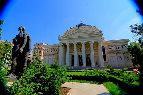 Romanian Athenaeum, Bucuresti