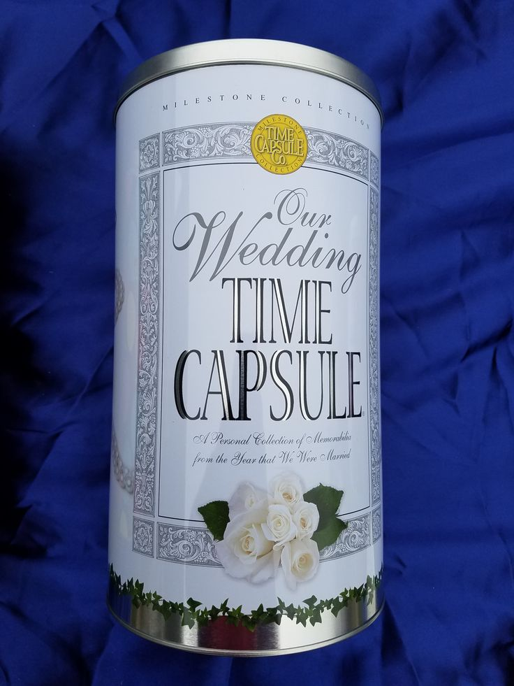 1000+ Ideas About Wedding Time Capsule On Pinterest