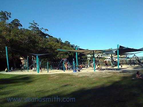 Clifton playground WS
