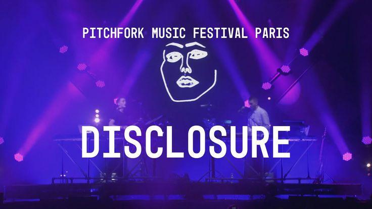 Disclosure FULL SET - Pitchfork Music Festival Paris #PassionatePins #MobileDJ