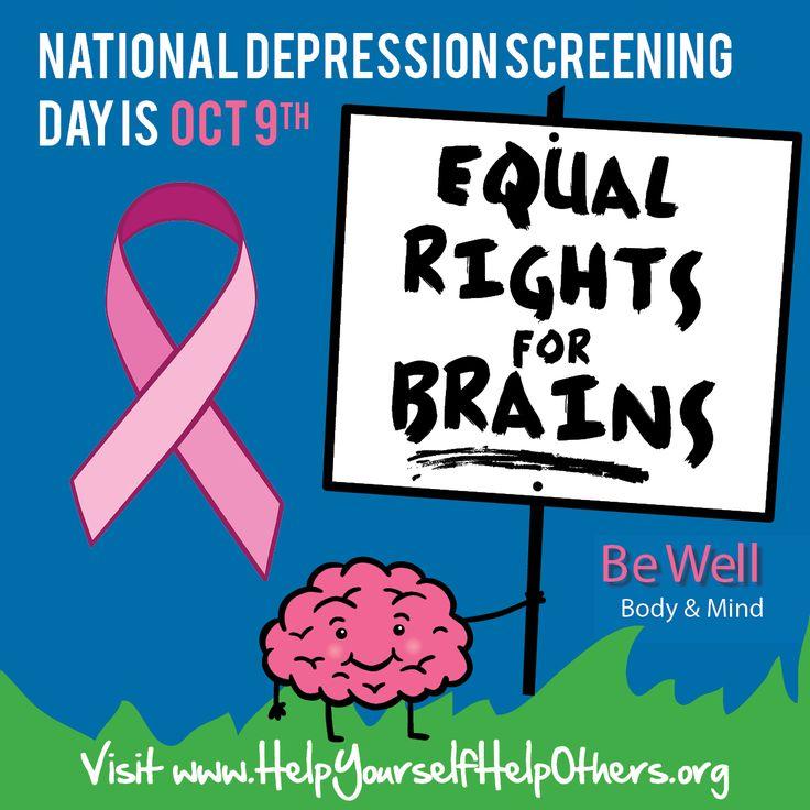 Screening for Mental Health :: National Depression Screening Day