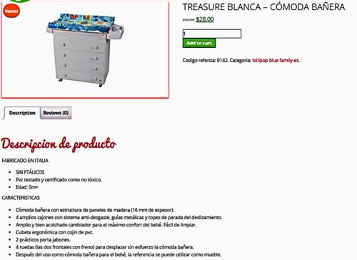 http://papayaworld.net/home-es/ : As for Mejores Cunas para bebes many there are tremendous uses and goods that all enchants us to the numerical value of how it can help in providing the system and challenging facts all in the basic of Banera cambiador Bebe natural pathways. There are surely the ways which Parques para bebes will help in controlling the natural child care products. There are should be Juguetes para bebe carefully used.   wjohn6884