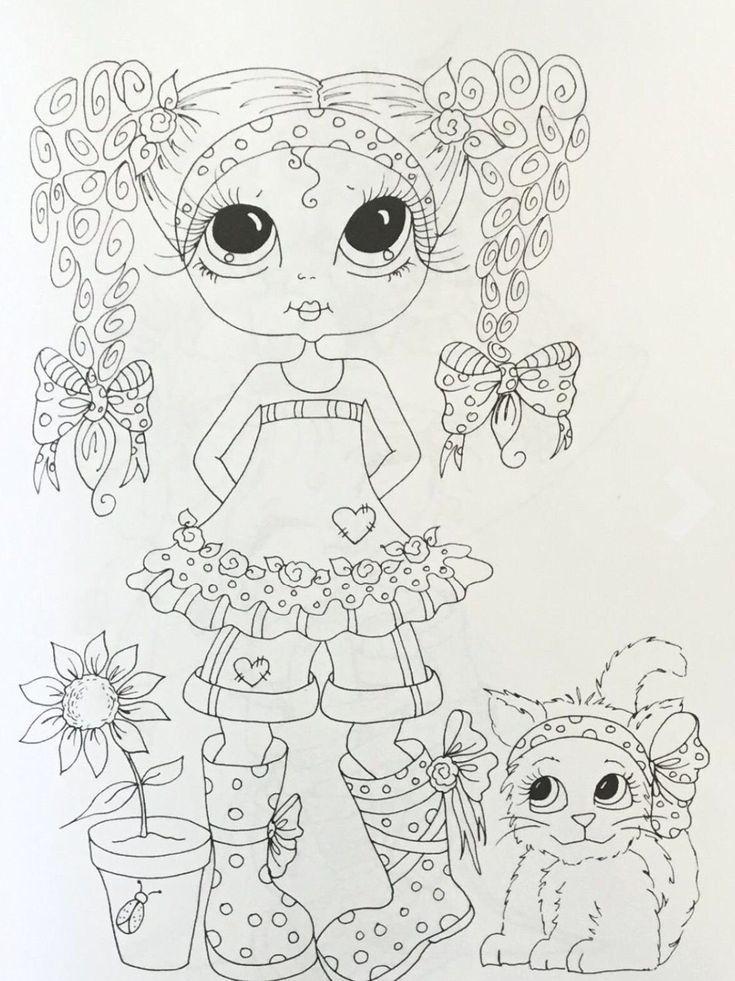 Big Eye Drawing Tutorials Drawings In 2020 Coloring Books Eye Drawing Tutorials Drawing Tutorial