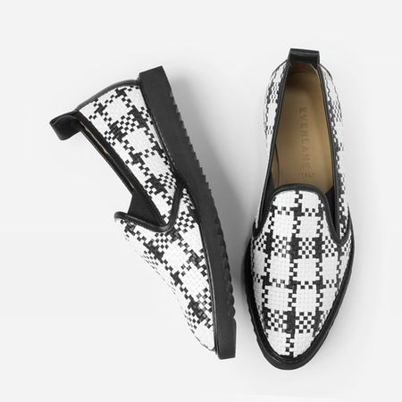 The Woven Street Shoe - Everlane