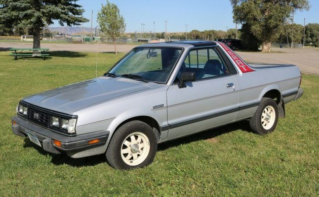 survivor subie 1986 subaru brat subaru lifted ford trucks impreza pinterest