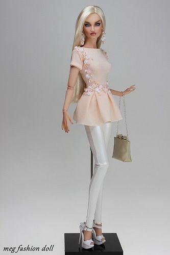 New outfit for Kingdom Doll / Deva Doll /Modsdoll/Numina/52 | by meg fashion doll