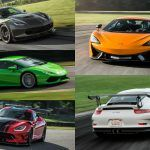 Bolts of Lightning: The 25 Quickest Cars in Lightning Lap History