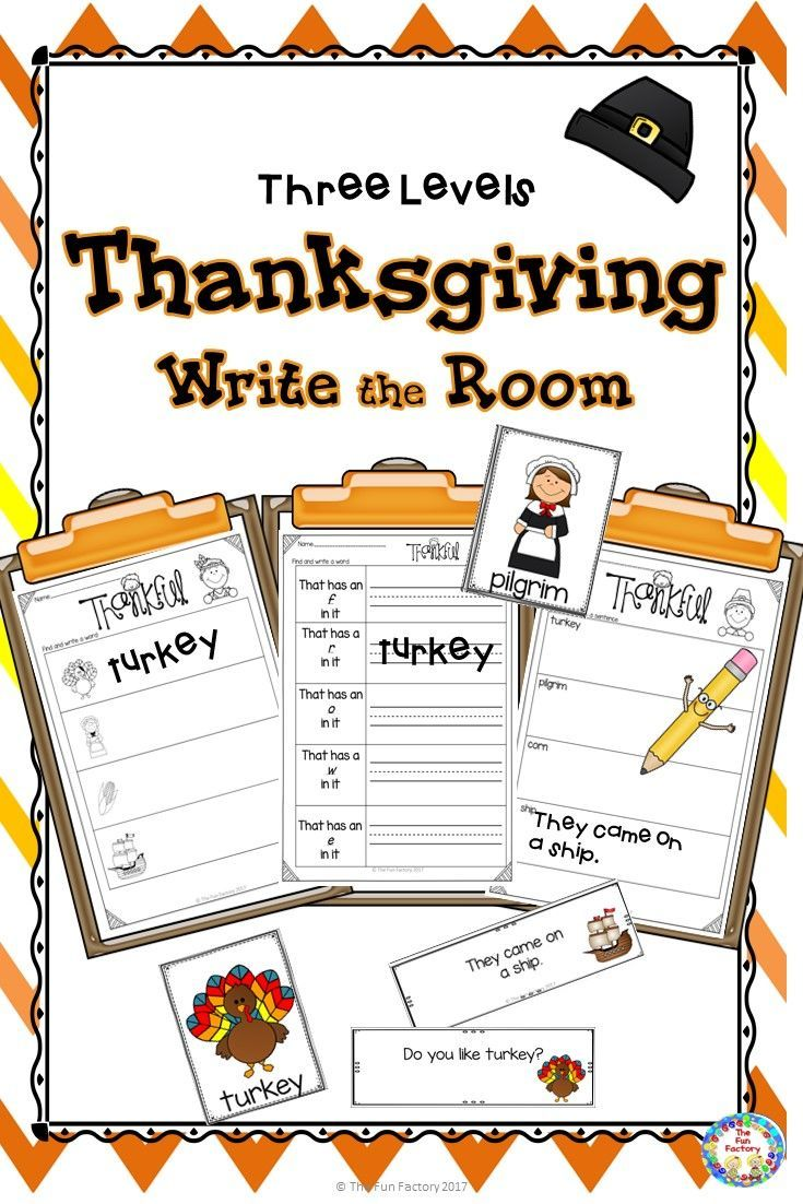 """Great practice for thematic vocabulary. Simply print and laminate the picture cards/sentence cards to """"hide"""" in the classroom. The students should find a word/sentence posted in your classroom and write it in the correct box on the recording sheet. There are three levels of the recording sheets so you can differentiate this activity. 1. Match the picture on the recording sheet to a picture card. 2. Find a picture card that has a word with a specific letter. 3. Find a sentence card that has…"""