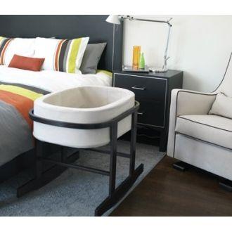 bassinet baby bassinet and modern on pinterest. Black Bedroom Furniture Sets. Home Design Ideas