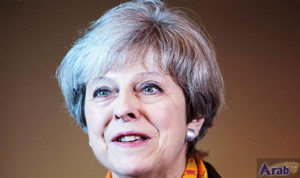 UK PM maintains strong election lead in weekend opinion polls