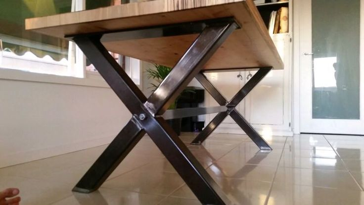 Industrial style Steel table legs powder coated made to order | Dining Tables | Gumtree Australia Whittlesea Area - Mernda | 1078724730