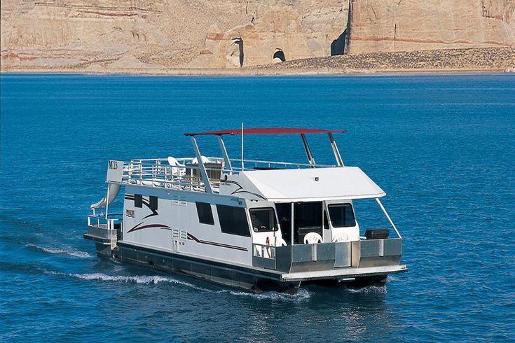 Houseboat Rental Comparison Tool | Lake Powell Resorts & Marinas AZ-UT