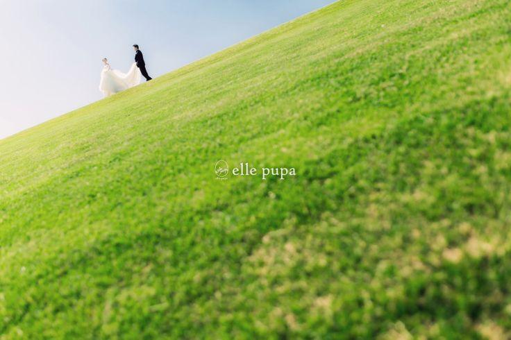 こだわりの場所での前撮り【淡路島編】 |*elle pupa blog*