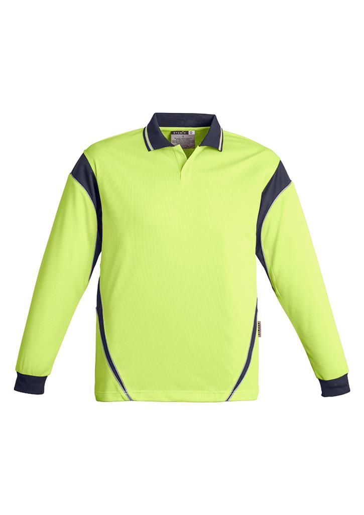 Embroidery / Printing / Uniforms / Workwear / Hivis polo / activembroidery.com.au