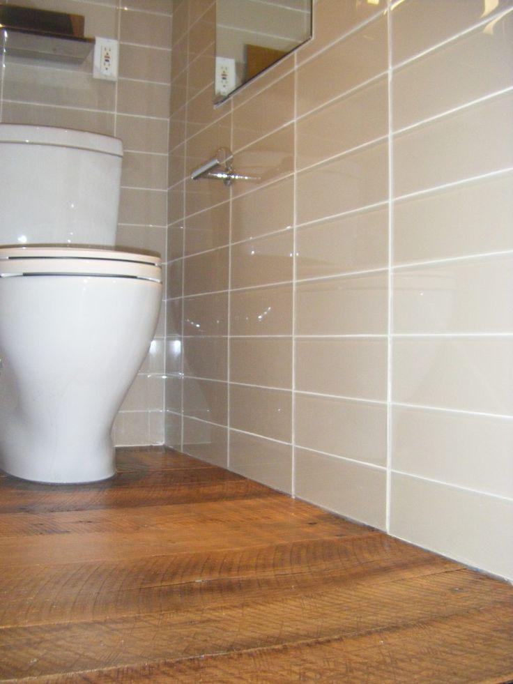 Is Hardwood Flooring In Bathroom A Good Idea? Wood floor