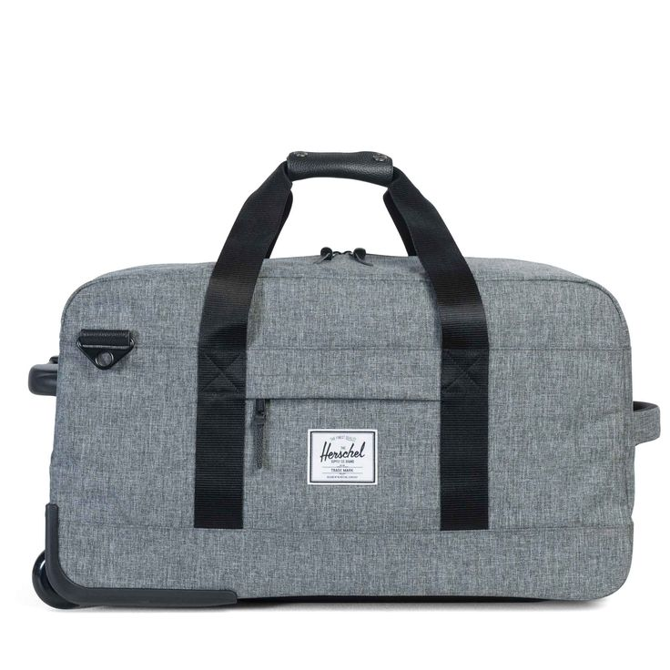Herschel+Wheelie+Outfitter+-+The+updated+Wheelie+Outfitter+is+a+large+volume+travel+bag+with+three+distinctive+carrying+options:+wheels+with+extendable+handle,+shoulder+strap+and+full+grain+leather+detailed+top+handle.+Designed+with+a+water+proof+zipper,+a+reinforced+bottom+and+a+laundry+bag+the+Wheelie+Outfitter+allows+you+to+carry+everything+you+need.