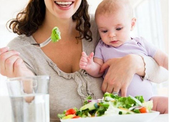 Menú para mujeres lactantes, ¿qué se debe comer en esta etapa? la alimentación de la madre influye en la calidad de la leche, por es importante