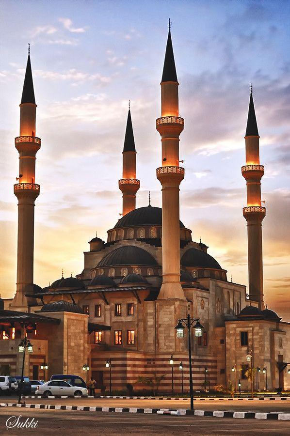 Alnoor Mosque by Mohammed Sukki on 500px - sudan