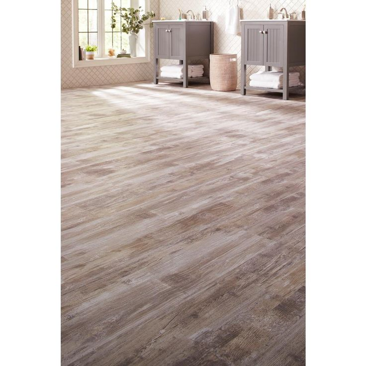 Lifeproof Fresh Oak Vinyl Flooring