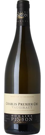 Chablis 1er Cru Fourchaume 2014, Domaine Pinson A mere half a hectare of Fourchaume is available to the Pinsons, having struck a deal with a neighbouring producer some years ago to acquire a portion of this well-known vineyard. The Fourchaume is th http://www.MightGet.com/march-2017-1/chablis-1er-cru-fourchaume-2014-domaine-pinson.asp