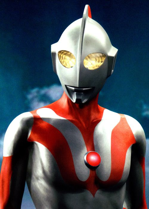 If Tokusatsu was religion, Ultraman would be Jesus