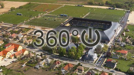 Felcsút - Interaktív panoráma légifotó