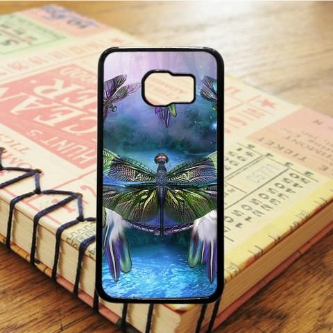 Dream Dragonfly Dream Samsung Galaxy S7 Edge Case