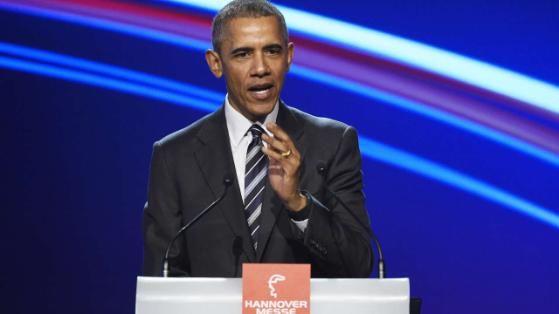 Live-Ticker: Besuch von US-Präsident Barack Obama in Hannover