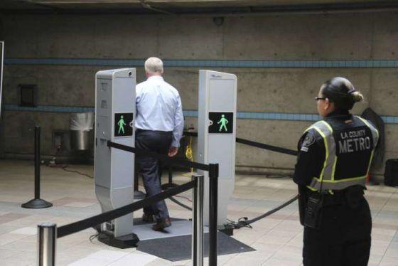 LA Metro Begins Pilot Program For Full Body Scanners Funded By Bill Gates - https://christiantruther.com/external/la-metro-begins-pilot-program-for-full-body-scanners-funded-by-bill-gates/