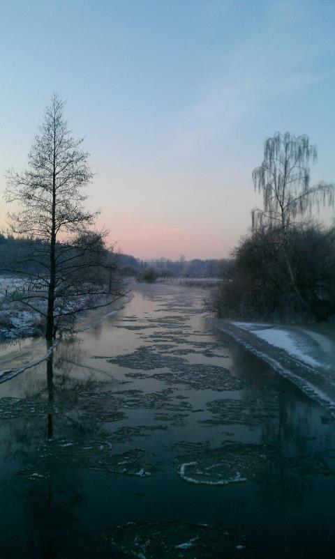 Icy Ilmenau