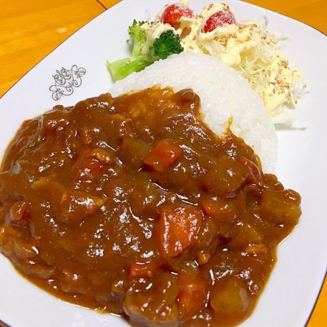 今日の晩御飯は先日のおでんの残ったスープを使って大根も入れて和風ダシのカレーに - 44件のもぐもぐ - 和風ポークカレー by fighterscurry