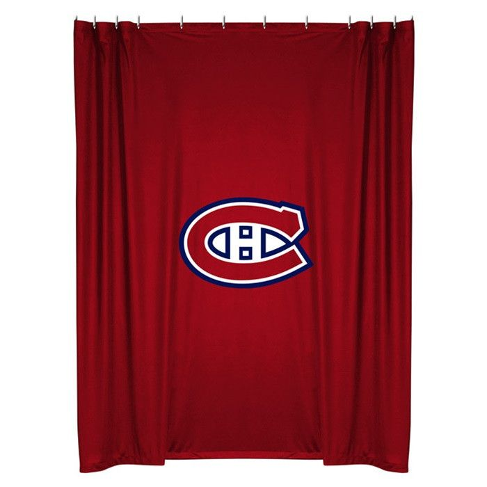 Use this Exclusive coupon code: PINFIVE to receive an additional 5% off the Montreal Canadiens Shower Curtain at SportsFansPlus.com
