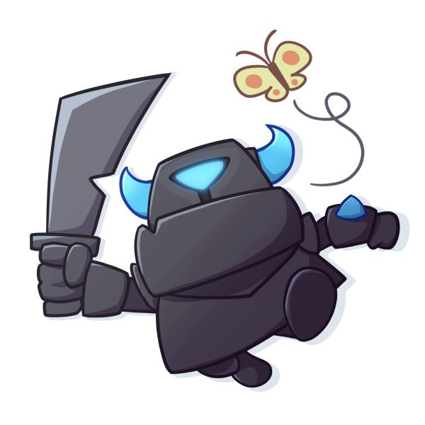 Mini PEKKA (Clash Royale) by phsueh.deviantart.com on @DeviantArt