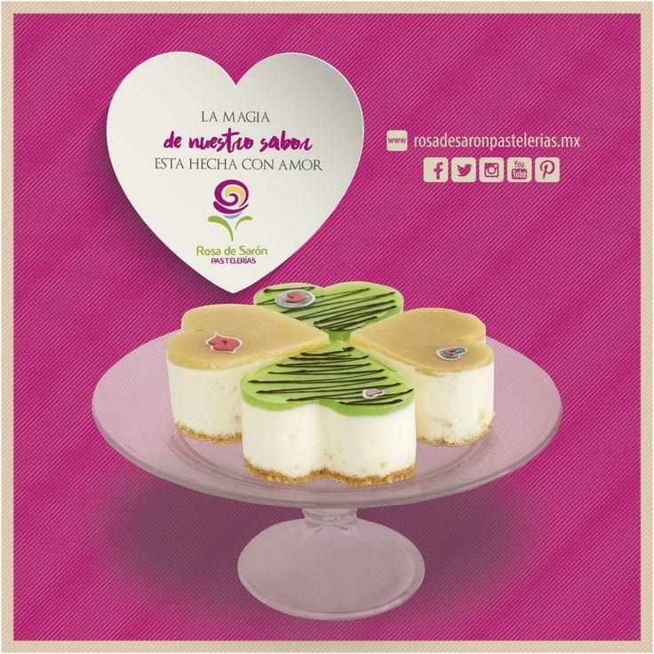 Hoy es un gran día para compartir unos deliciosos cheesecakes con los amigos. Contienen ricos trozos de fruta en su interior y puedes encontrarlos con sabores de guayaba, limón, manzana y mango maracuya.  #RosadeSarónPastelerías  #rosa #saron #rico #delicioso #hambre #14febrero #dia #pasteleria #pasteles #sabor #gelatina #tradicion #mexico #love #amor #amistad #friends #miercoles #vive #vivir #febrero #february #love #pink #guayaba #limon #mango #maracuya #cheesecake