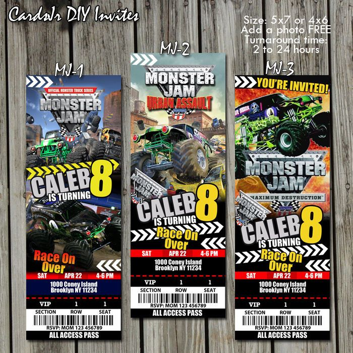 how to buy monster jam tickets