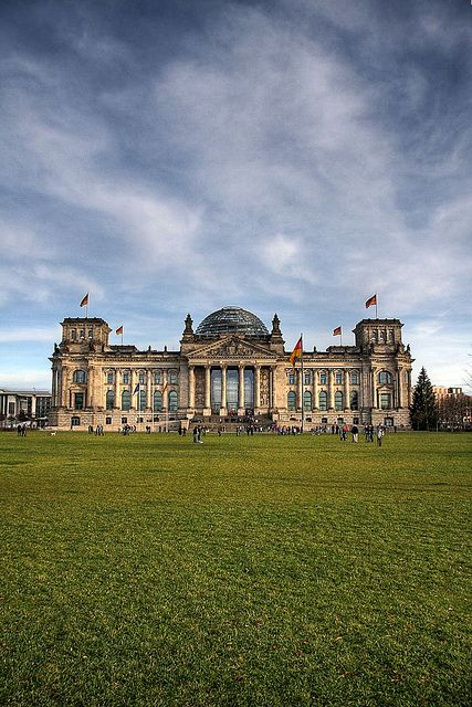 Places - Reichstag, Berlin, Germany. Places I have been