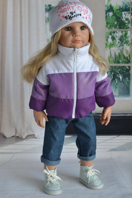 Куртки и толстовки для девочек и мальчиков 45-50 см / Одежда для кукол / Шопик. Продать купить куклу / Бэйбики. Куклы фото. Одежда для кукол