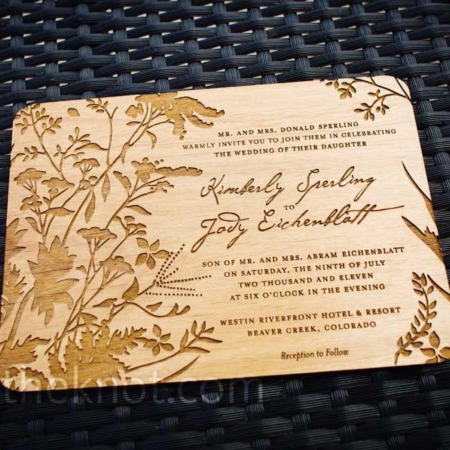 93 best creative wedding invitations original and