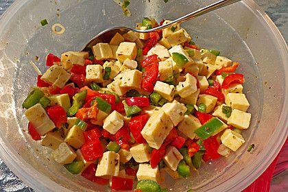 Käsesalat, ein gutes Rezept aus der Kategorie Vegetarisch. Bewertungen: 42. Durchschnitt: Ø 4,4.