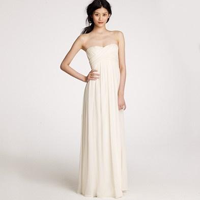 so this is the dress!Wedding Dressses, J Crew Dress, Jcrew, The Dresses, Romantic Dresses, Beach Wedding, J Crew Wedding, Simple Wedding, Maternity Wedding Dresses