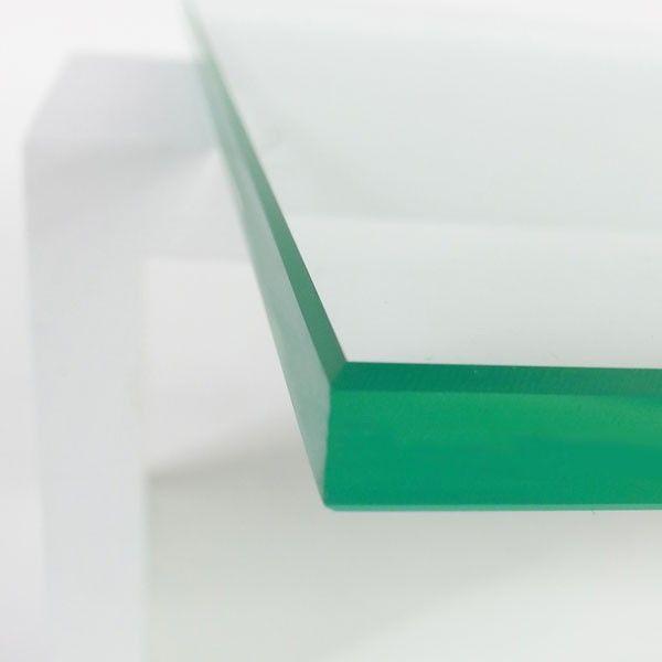 Verre CLAIR TREMPE sur mesure- Format BANDEAU- 6 a 10mm