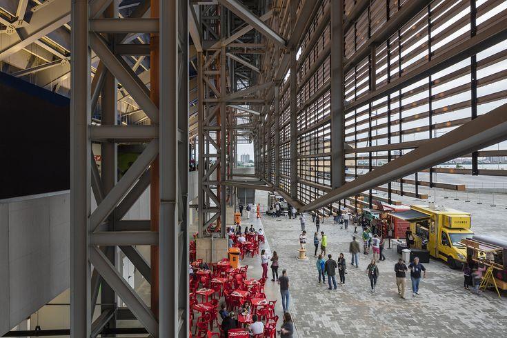 Gallery of Rio 2016 Olympic Handball Arena / OA | Oficina de Arquitetos + LSFG Arquitetos Associados - 10