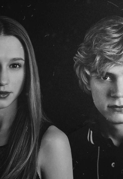 Evan Peters and Taissa Farminga better both be dating in season 5